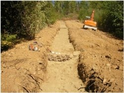 Bedded Duct Bank with Trench Dams